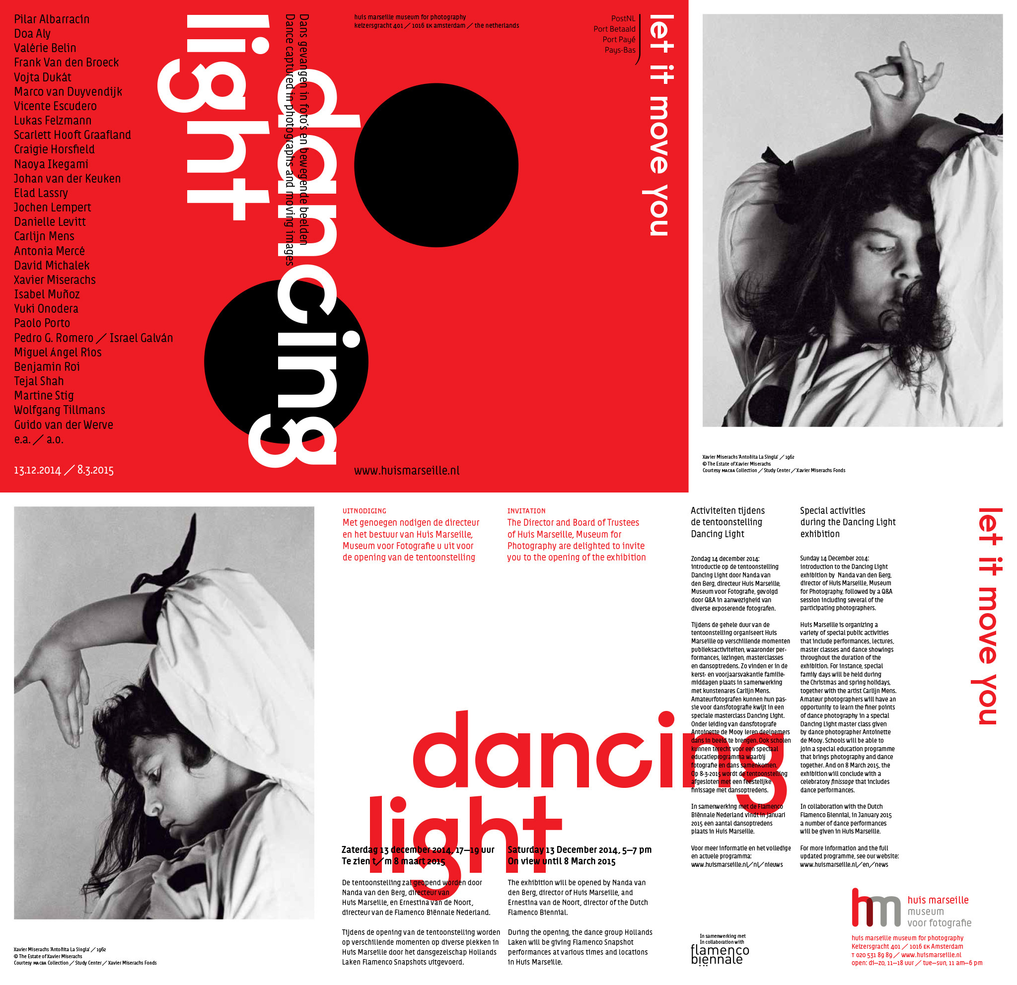 Dancing Light / Let it move you