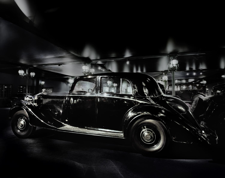Rolls Royce Phantom III, 1938