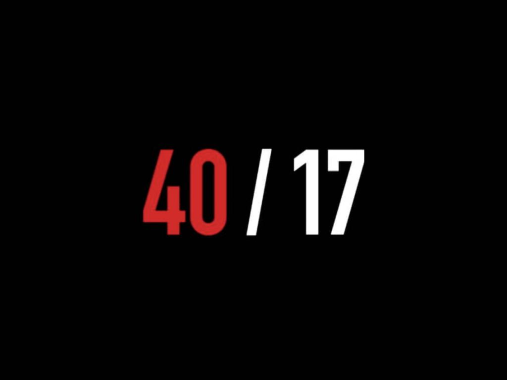 40/17, Le Centre Pompidou fête ses 40 ans