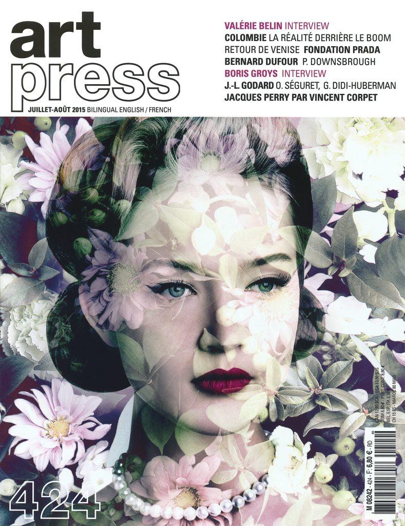 Artpress N°424