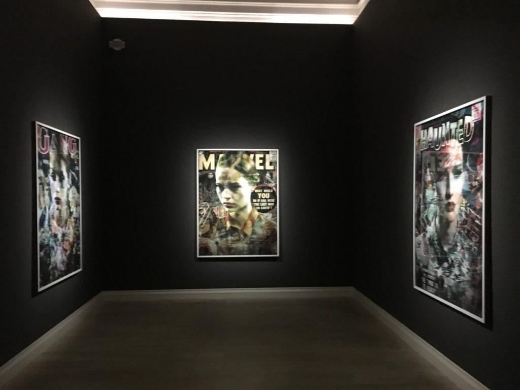 All Star, La Ronde, Musée des Beaux-Arts de Rouen