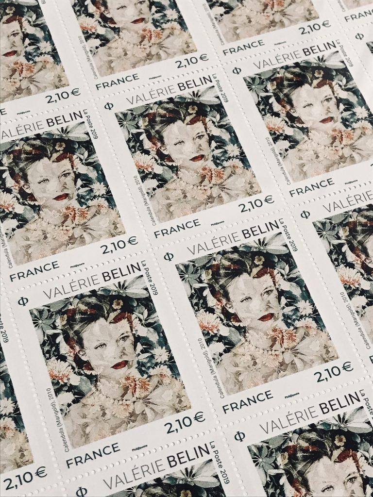"""""""La Poste, l'art et le timbre"""", Musée de La Poste, Paris"""
