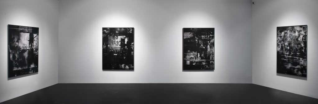 Reflection, Galerie Nathalie Obadia, Paris