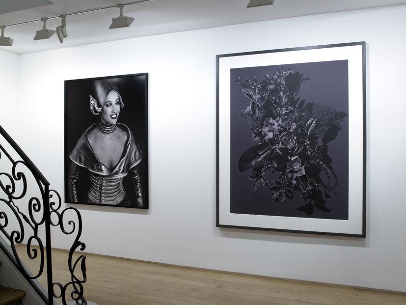 Valérie Belin. Nouvelles oeuvres, November 7, 2008 - January 31, 2009, Galerie Jérôme-de-Noirmont, Paris, France.