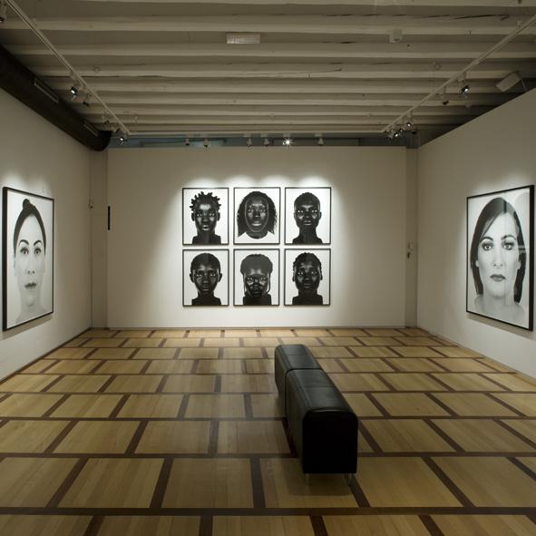Valérie Belin. Rétrospective, November 11, 2008 - January 18, 2009, Musée de l'Elysée, Lausanne, Suisse.