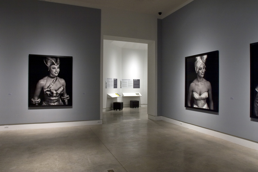 Striking Resemblance: The Portrait as Muse, November 22, 2008 - February 15, 2009, Norton Museum of Art, West Palm Beach, USA.