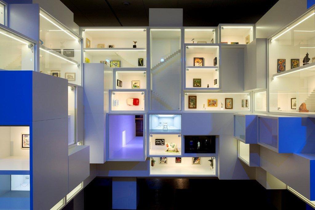 New Miniature Museum at Gemeentemuseum Den Haag