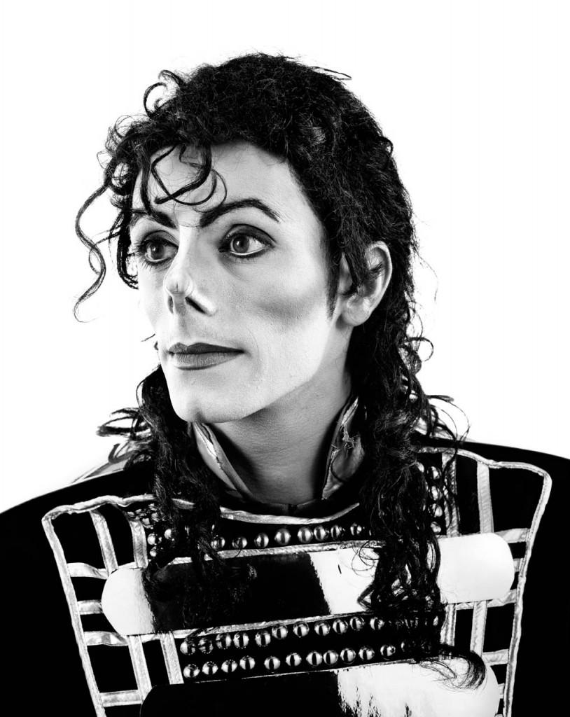 Michael Jackson #1, 2003