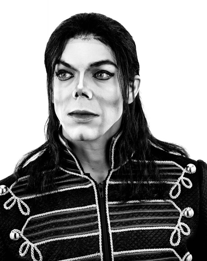 Michael Jackson #2, 2003