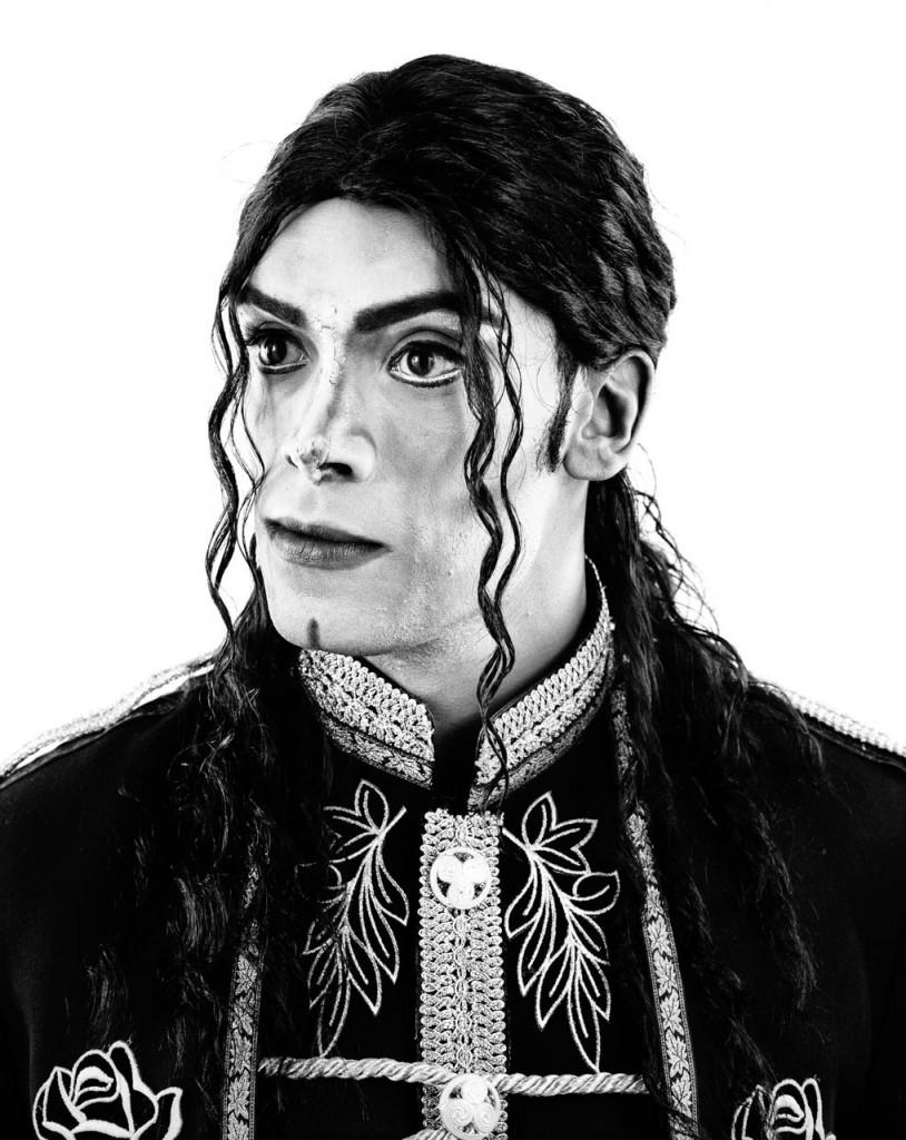 Michael Jackson #4, 2003