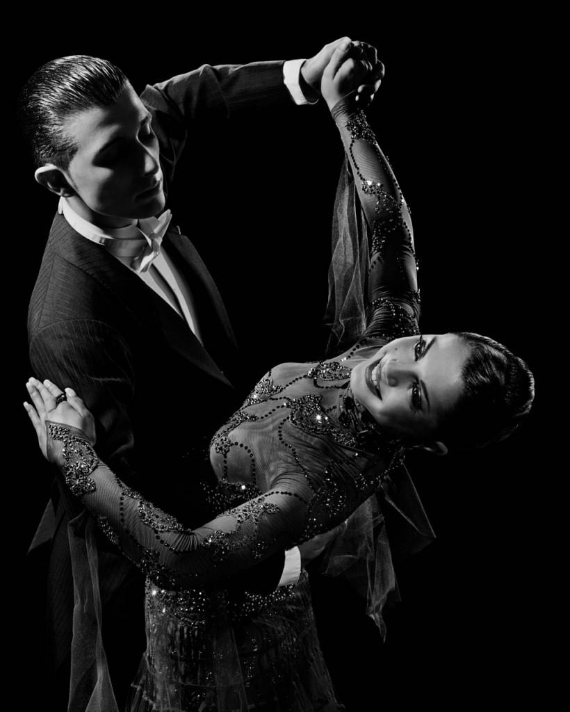 Ballroom Dancers #2