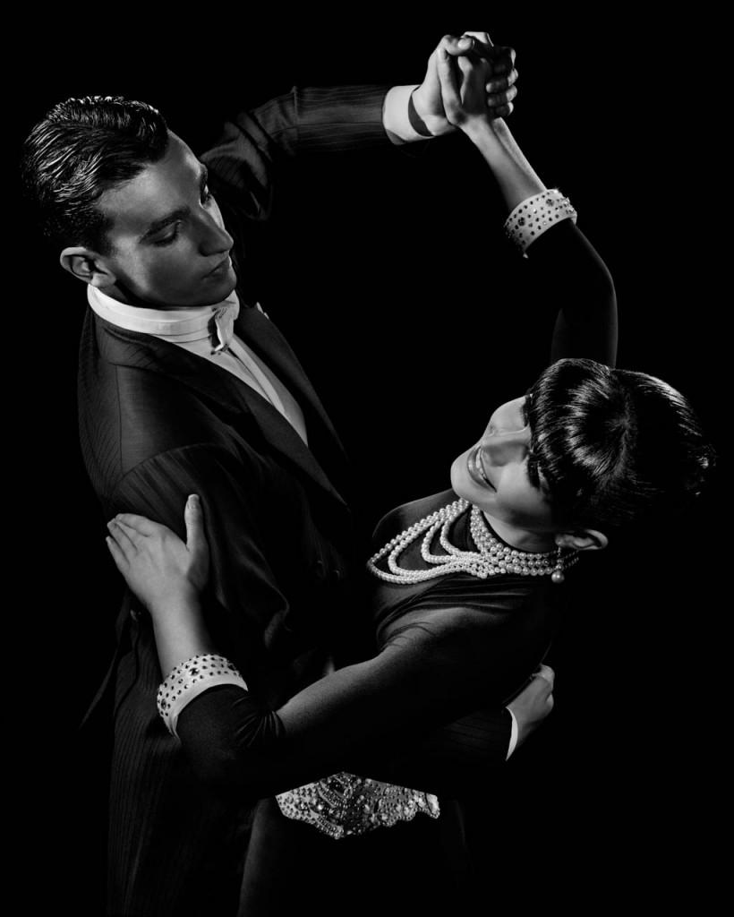 Ballroom Dancers #3
