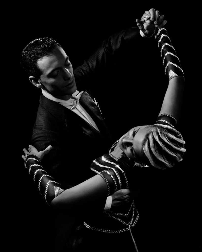 Ballroom Dancers #4