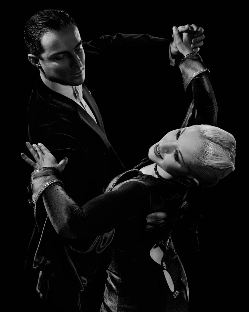 Ballroom Dancers #5