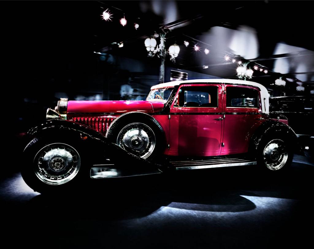Bugatti Type 46, 1934