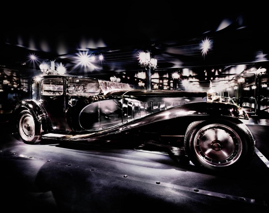 Bugatti Royale Coupe Napoléon, 1929