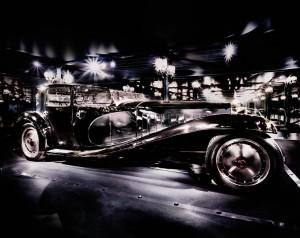 Vintage Cars, 2008