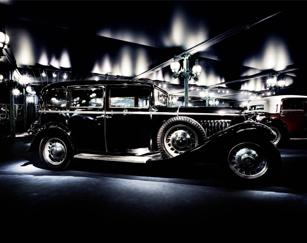 Bugatti Type 49, 1934