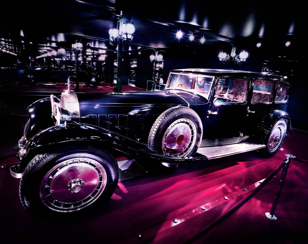 Bugatti Royale Park Ward, 1933
